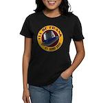 I'll Be Frank Women's Dark Colored T-Shirt (Black)