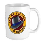 I'll Be Frank Large Coffee Mug
