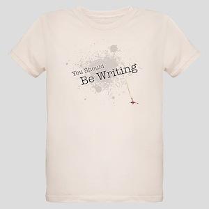 You should be writing Organic Kids T-Shirt