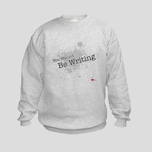 You should be writing Kids Sweatshirt
