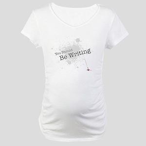 You should be writing Maternity T-Shirt