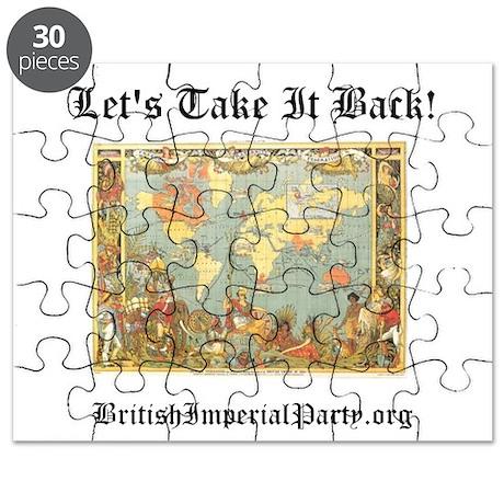 Take It Back! Puzzle
