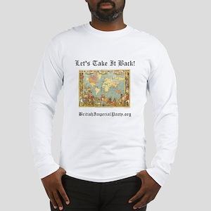 Take It Back! Long Sleeve T-Shirt