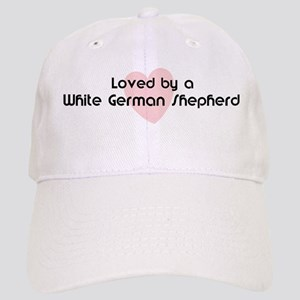 Loved by a White German Sheph Cap
