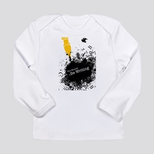 You should be writing (pen) Long Sleeve Infant T-S