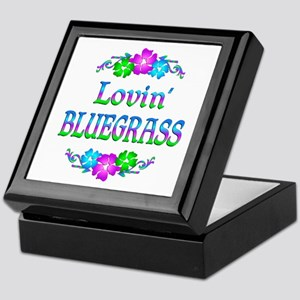 Lovin Bluegrass Keepsake Box