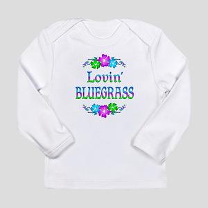 Lovin Bluegrass Long Sleeve Infant T-Shirt