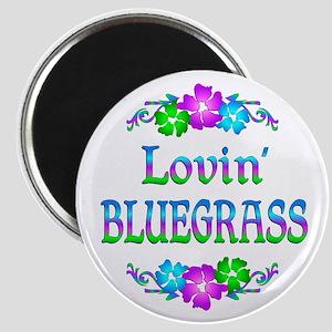 Lovin Bluegrass Magnet