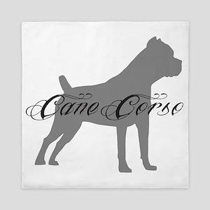 Cane Corso Queen Duvet