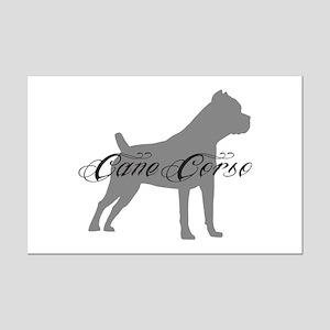 Cane Corso Mini Poster Print