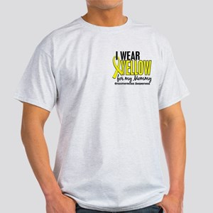 I Wear Yellow 10 Endometriosis Light T-Shirt