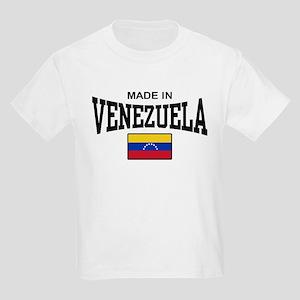 Made In Venezuela Kids Light T-Shirt