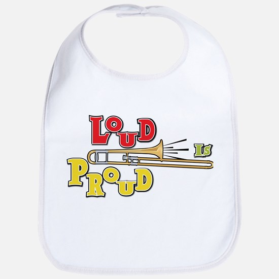 Trombone - Loud Proud Bib