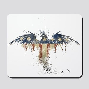 Americana Eagle Mousepad