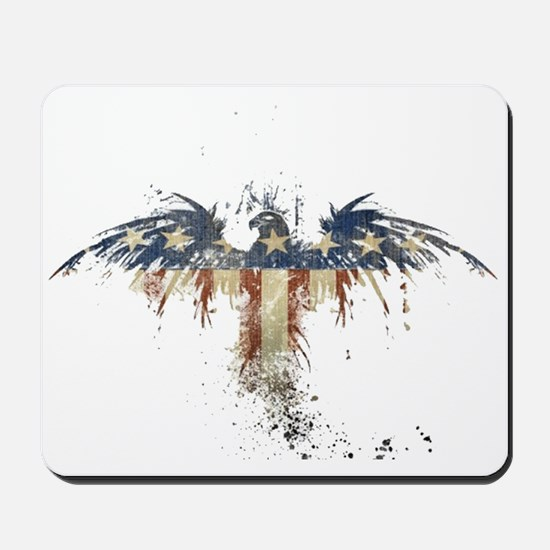 Americana Eagle Mousepad