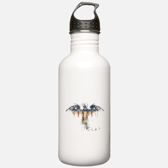 Americana Eagle Water Bottle