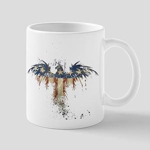 Americana Eagle Mug