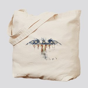 Americana Eagle Tote Bag
