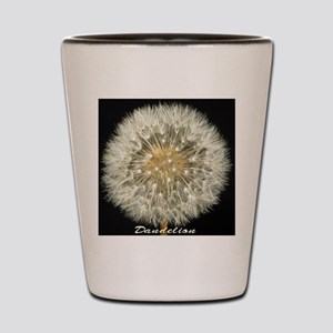 Dandelion by Terry Lynch Shot Glass