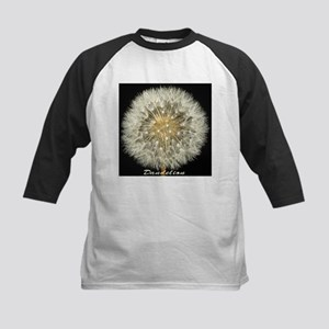 Dandelion by Terry Lynch Kids Baseball Jersey