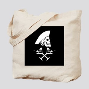 Martini Pirate Tote Bag