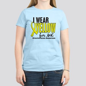 I Wear Yellow 10 Endometriosis Women's Light T-Shi
