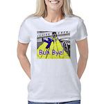 blk-plane-slide (1004 x 83 Women's Classic T-Shirt