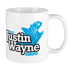 The Justin Wayne Show Coffee And Tea Mug - Mugs