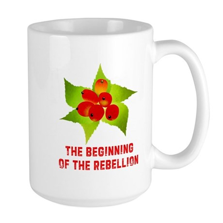Hunger Games The Rebellion Large Mug