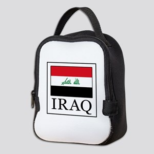 Iraq Neoprene Lunch Bag