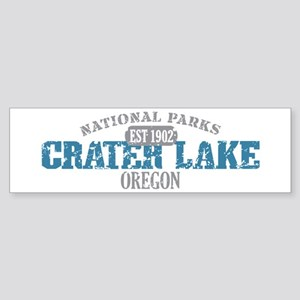 Crater Lake National Park OR Sticker (Bumper)