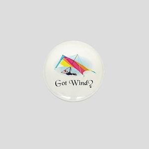 Got Wind? Mini Button