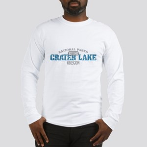 Crater Lake National Park OR Long Sleeve T-Shirt