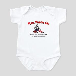 Rex Kwon Do Infant Creeper