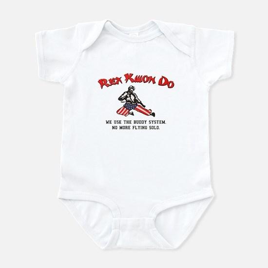 Rex Kwon Do (Vintage Look) Infant Creeper