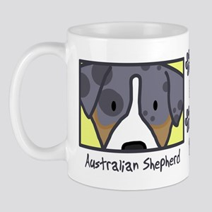 Anime Australian Shepherd Mug