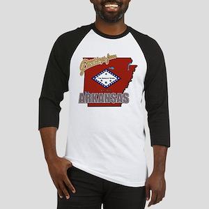Greetings From Arkansas Baseball Jersey