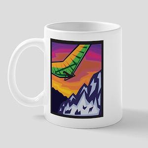 Mountain Hang Glider Mug