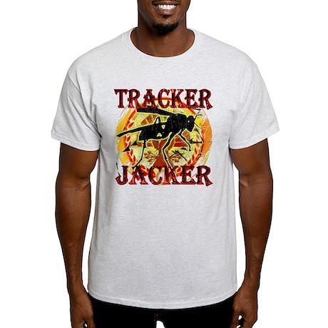 Tracker Jacker Hunger Games Gear Light T-Shirt