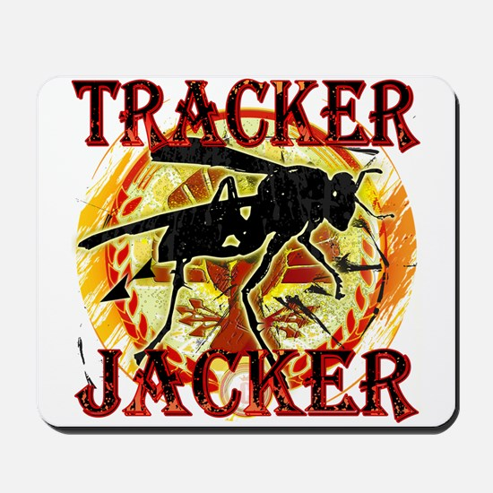 Tracker Jacker Hunger Games Gear Mousepad