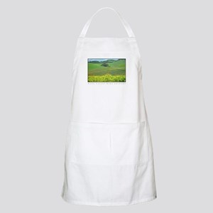 Mustard Covered Hills Apron