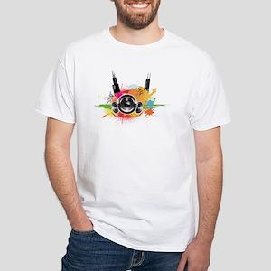 White Twenty-Ten T-Shirt