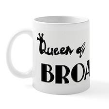 Queen of Broadway Mug
