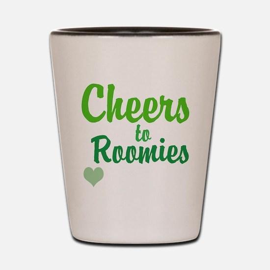 Cute Roomy Shot Glass