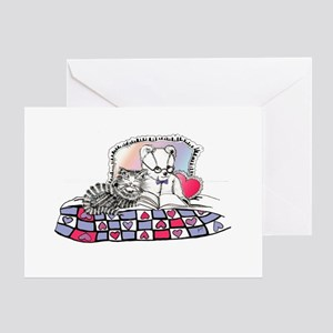 Bedtime Story Greeting Cards (Pk of 10)