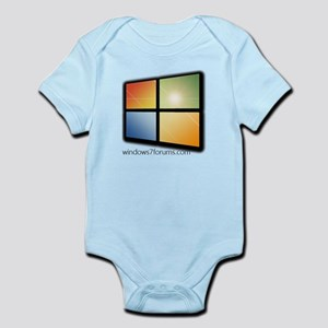 Windows7Forums.com Branded Body Suit