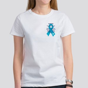WARNING CDH Survivor T-Shirt