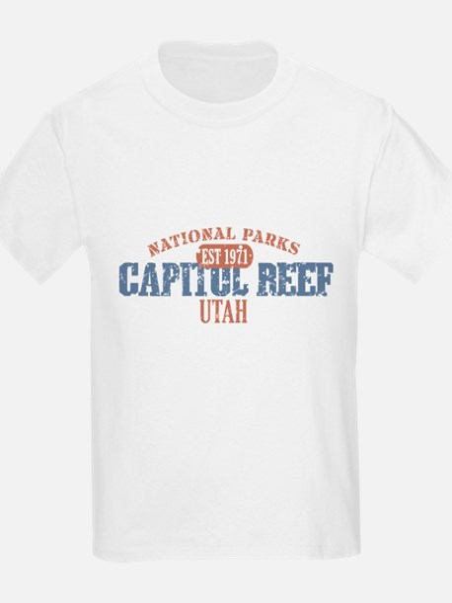 Capitol Reef National Park UT T-Shirt