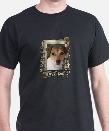 Stone_Paws_Jack_Russell T-Shirt