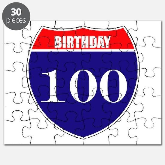 100th Birthday! Puzzle